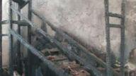 amasya göynücek damlaçimen köyü yanan camisi