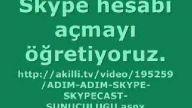 ADIM ADIM SKYPE CHAT