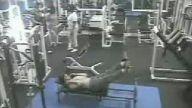 spor salonu kazaları ?