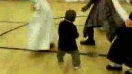 küçük velet'ten dans şov!