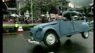 koca kafalar araba kaldırmaca