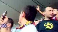 gurbetçi gençler İstanbul bŞb trabzonspor maçında