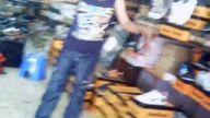 kopmalık apaçi dansı  (Yeni bir apaçinin doğuşu)
