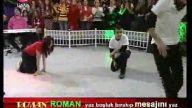 Roman Show'da Farklı Kolbastı