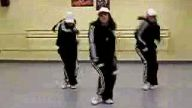hip hop dansı eden kızlar 2(şahane dans ediyorlar)