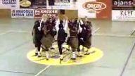 çamlıhemşin folklor ekibi 2008-2009