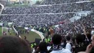 Beşiktaş-Fenerbahçe maçından görüntüler