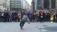 Sokak Dans Şov