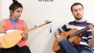 Eftelya (Gitar/Saz) Bu Sese Bayılacaksınız !!!!