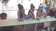 Soma için toplanan yardım parasını çalan kadınlar