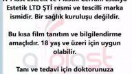 BURUN ESTETİĞİ Ameliyatı Fiyatları, Antalya-İstanbul