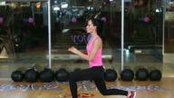 Kadınlara özel kalça ve bacak egzersiz programı