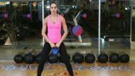 Buker Aras ile Sıkılaşmak için kadınlara özel 5 hareketten oluşan egzersiz programı
