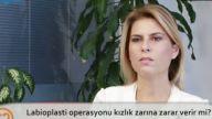 Opr. Dr. Burcu KARDAŞ ARSLAN Labioplasti operasyonu kızlık zarına zarar verir mi?