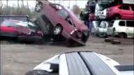 Araba parçalama sanatı