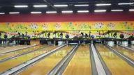 Bowling asıl böyle oynanır ...