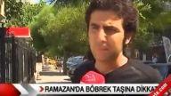 Nuri Beyazoğulları -Habere Giderken Haber Olan  Genç Stajyer İzleyin..