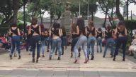 Seksi Kızlardan Hipnoz Etkili Kizomba Dansı
