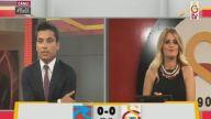 Galatasaray'ın Golünde Rahatlayan GS TV Spikeri