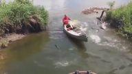 Bi değişik balık avı