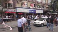 Ankara'da Belediye Otobüsü Durakta Bekleyenleri Ezdi