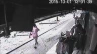 Ankara Dikimevi (EGO) Otobüs Kazası Güvenlik Kamerası Görüntüleri