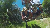 Dünyenin En Hızlı Zipline Parkuru ile Heyecan Dolu Dakikalar