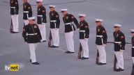 Gösteri Askerinin Başına Gelen Talihsizlik