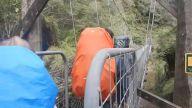 Köprünün Çökmesiyle Fransız Grup 8 Metreden Aşağı Düştü