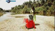 Hindistan'da Farklı Çamaşır Yıkama Yöntemi