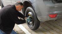 Otomobil lastiği nasıl değiştirilir?