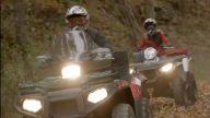 ATV (ORV) araçlarının diğer arazi araçlarına göre üstünlükleri nelerdir?