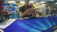 5.77 Saniyede Rubik Küpü Çözmek