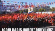 Iğdır'da Ak Parti Adaylarının Mitingi Tarihe Geçti