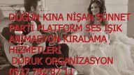Doruk Organizasyon Orkestra Kiralama İstanbul Kiralık Orkestra