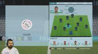 Ajax & Fenerbahçe 2-0 İlk Devre