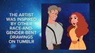 Disney Hayvanları İnsan Şeklinde Nasıl Gözükürlerdi