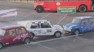 Araba Park Etme Rekorunu Kırdı
