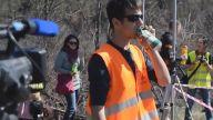 Bira Kutusuyla Ralli Araçlarının Sesini Yapan Çocuk