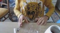 Evde Biber Gazı Üreten Minik Bilim İnsanı