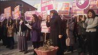 Basın Açıklaması-25 Kasım Kadına Yönelik Şiddete Karşı Mücadele ve Uluslararası Dayanışma Günü