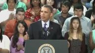 Obama'ya Demeçlerinden Lean On Şarkısını Söylettiler
