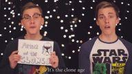 Star Wars serisinin 99 Saniyede Müzikal Özeti