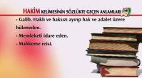 """Mehmet Ali Kaya Hocamız'ın iddia ettiği gibi Mehdi (as)'ın Hakim olması, """"filozof olması"""" anlamında..."""