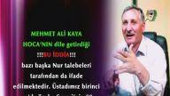 Mehmet Ali Kaya Hocamız'ın Yanılgısı! Üstadımız Bir Asır Sonra Dediğinde 1977 Yılından Değil, 2010 Yılından Bahsediyor