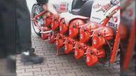 Motorlu Testerelerden Yapılmış Motosiklet