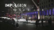 Montreal Sokaklarındaki İnteraktif Tahterevallirin Işıklı ve Müzikal Uyumu