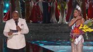 Miss Universe Yarışması'nda Skandal Hata: Taç Yanlış Kişiye Verildi
