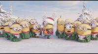 Minionlar'dan Yılbaşı Kutlaması