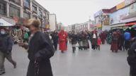 Baska Turlu Bir Sey Tibet'te
